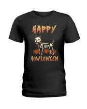 Happy Howloween - Westie Ladies T-Shirt thumbnail