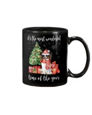 The Most Wonderful Xmas - Papillon Mug thumbnail