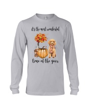 The Most Wonderful Time - Poodle Long Sleeve Tee thumbnail
