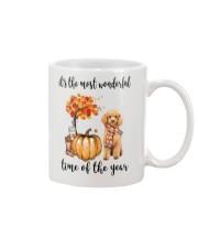 The Most Wonderful Time - Poodle Mug thumbnail