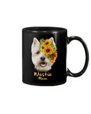 Westie Mom Mug thumbnail