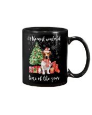 The Most Wonderful Xmas - Jack Russell Mug thumbnail