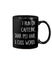 Caffeine and Shar Pei Mug thumbnail