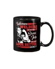 Women Welders Mug thumbnail