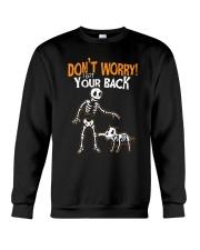 Don't worry I got your back Crewneck Sweatshirt thumbnail