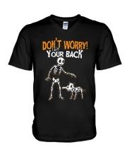 Don't worry I got your back V-Neck T-Shirt thumbnail