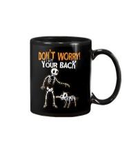 Don't worry I got your back Mug thumbnail