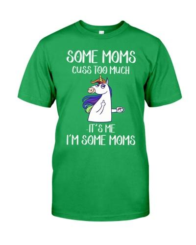 Moms Cuss Too Much