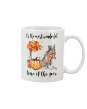 The Most Wonderful Time - Wolf Mug thumbnail
