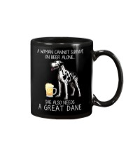 Beer and Great Dane Mug thumbnail