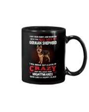 If You Mess With My German Shepherd Mug thumbnail
