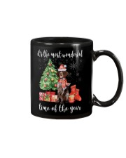 The Most Wonderful Xmas German Shorthaired Pointer Mug tile