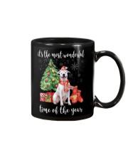 The Most Wonderful Xmas - Dogo Argentino Mug thumbnail