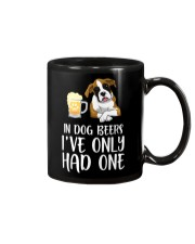 In Dog Beers I've Only Had One - Boxer Mug thumbnail