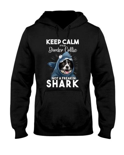 It's A Border Collie Not A Freakin Shark