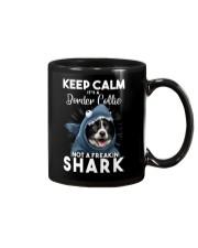 It's A Border Collie Not A Freakin Shark Mug thumbnail