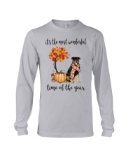 The Most Wonderful Time - Rottweiler Long Sleeve Tee thumbnail