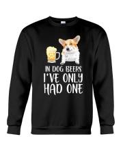 In Dog Beers I've Only Had One - Corgi Crewneck Sweatshirt thumbnail