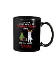 Christmas Movies and Husky Mug thumbnail
