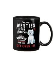 My Westies - My Children Mug thumbnail