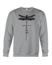 Dragonfly Faith Crewneck Sweatshirt thumbnail