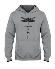 Dragonfly Faith Hooded Sweatshirt thumbnail