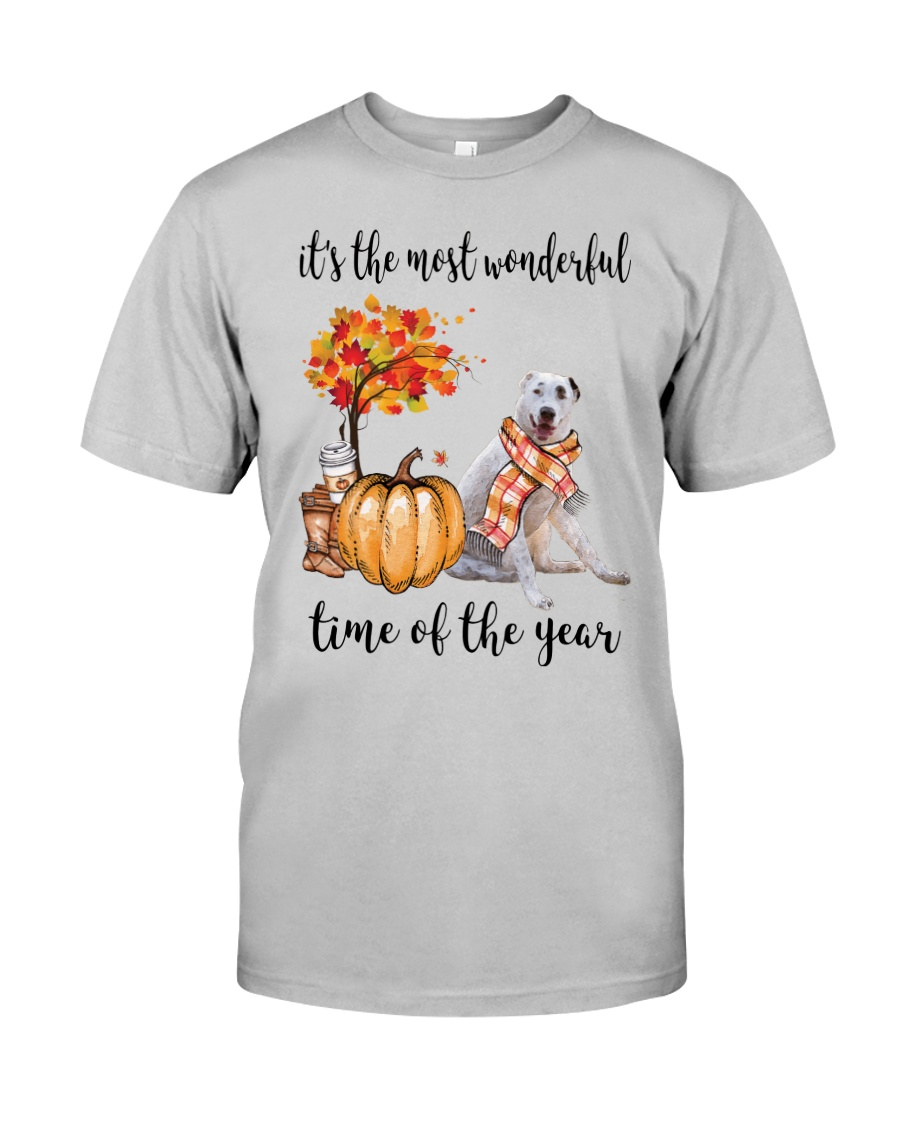 The Most Wonderful Time - Central Asian Shepherd Classic T-Shirt