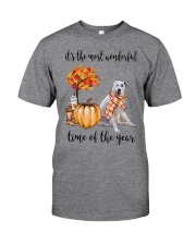 The Most Wonderful Time - Central Asian Shepherd Classic T-Shirt tile