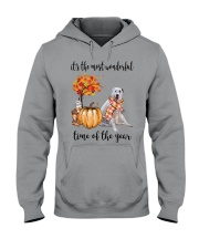 The Most Wonderful Time - Central Asian Shepherd Hooded Sweatshirt thumbnail