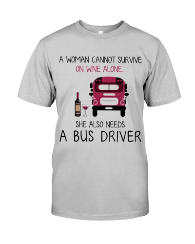 Wine and A Bus Driver 2