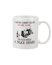 Wine and A Bus Driver 2 Mug thumbnail