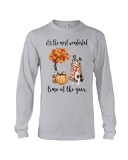The Most Wonderful Time - Aussie  Long Sleeve Tee thumbnail