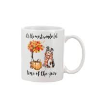 The Most Wonderful Time - Aussie  Mug thumbnail