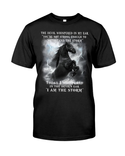 Horse The Storm