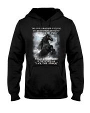 Horse The Storm Hooded Sweatshirt thumbnail