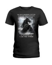Horse The Storm Ladies T-Shirt thumbnail