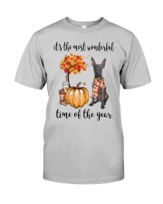 The Most Wonderful Time - Xolo Classic T-Shirt front