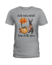 The Most Wonderful Time - Xolo Ladies T-Shirt tile