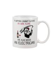 Wine and An Electrician 2 Mug thumbnail