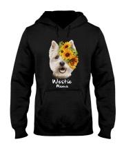 Westie Mama Hooded Sweatshirt thumbnail