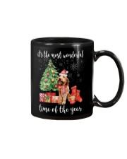 The Most Wonderful Xmas - Goldendoodle Mug thumbnail