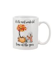The Most Wonderful Time - Old English Sheepdog Mug thumbnail