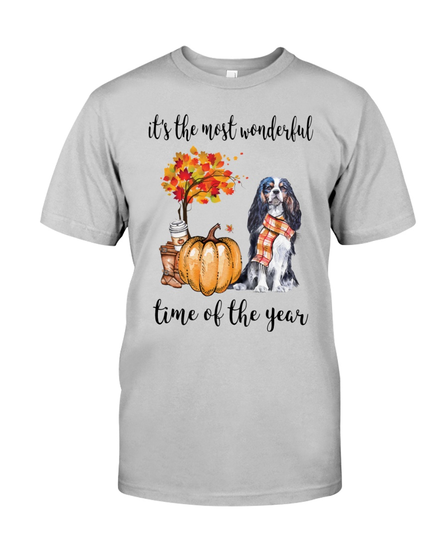 The Most Wonderful Time - Cavalier Classic T-Shirt