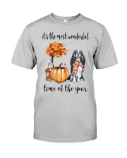 The Most Wonderful Time - Cavalier Classic T-Shirt front