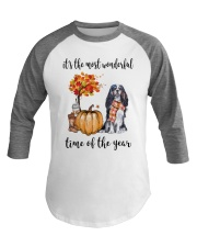 The Most Wonderful Time - Cavalier Baseball Tee thumbnail