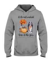 The Most Wonderful Time - Cavalier Hooded Sweatshirt thumbnail