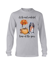 The Most Wonderful Time - Cavalier Long Sleeve Tee thumbnail