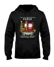 This Is My Christmas Shirt - Boxer Hooded Sweatshirt thumbnail