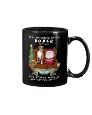 This Is My Christmas Shirt - Boxer Mug thumbnail