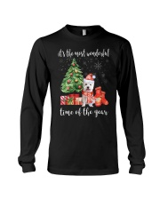 The Most Wonderful Xmas - Westie Long Sleeve Tee thumbnail